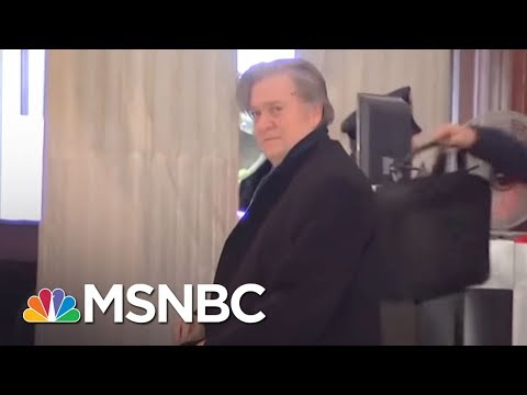 Steve Bannon Oversaw Cambridge Analytica Facebook Data Collection | All In | MSNBC