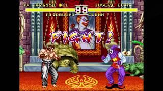 Karnov's Revenge (Xbox One) Arcade as Mizoguchi