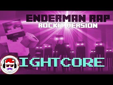 ENDERMAN RAP | ROCKIT VERSION | NIGHTCORE | Rockit Gaming