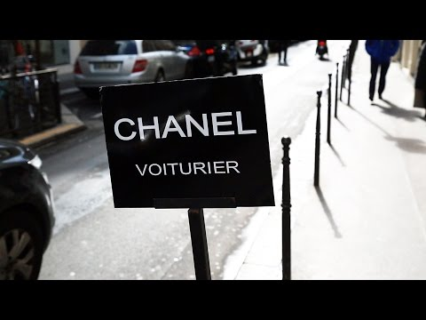 CHANEL PRIVATE FITTING WITH CELINE AAGAARD