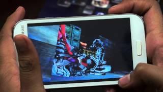 Samsung Galaxy Grand i9080 Gaming Test - iGyaan