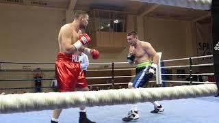 Tervel Pulev vs. Valery Brudov 1 Round 10 03 2018 Berlin