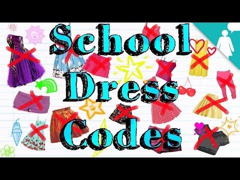 School Dress Codes Are an Epic FAIL