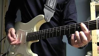 Texas Blues Shuffle Lesson