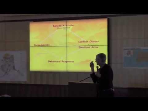 Curt Micka  Transforming Conflict- A Centennial Reunion Presentation