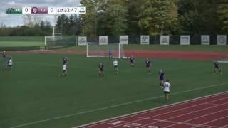 Repeat youtube video HU Women's Soccer vs. Taylor University
