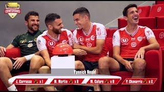 Le Stade de Reims mis à l'épreuve du Canap d'Or Conforama - PARTIE 2