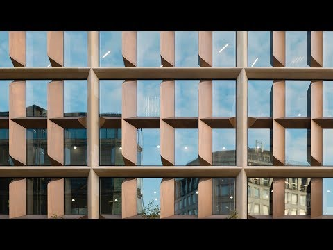 RIBA Stirling Prize 2018: Bloomberg, London by Foster + Partners