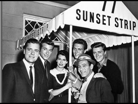 77 SUNSET STRIP INTRO THEME SONG Lyrics Included Featuring Allison Hayes 2231962 HD