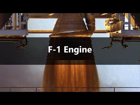 The F-1 Rocket Engine