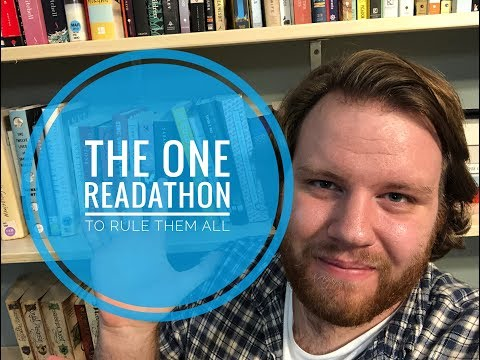 The One Readathon To Rule Them All Round 2 Announcement!
