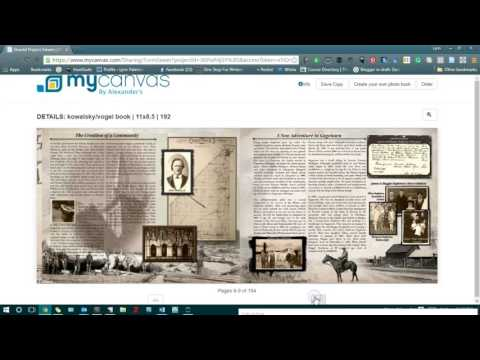 Build a Legacy Family History Book