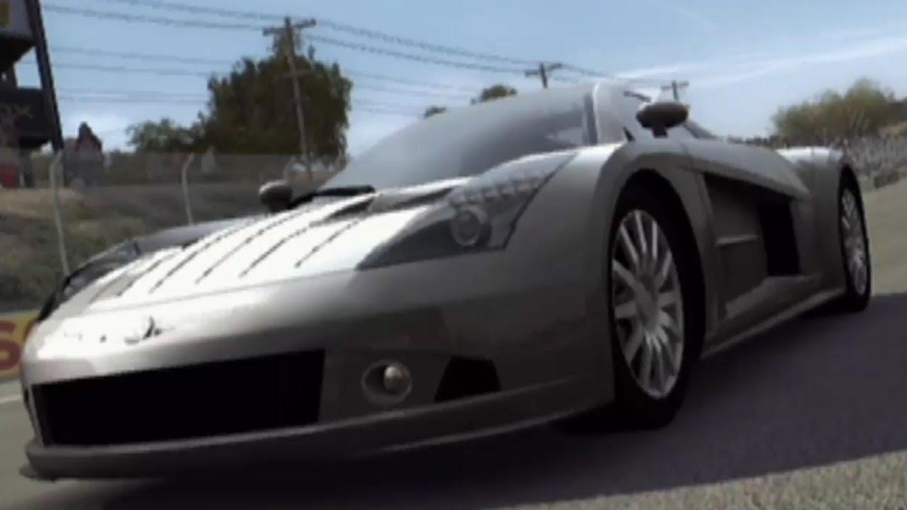 Forza Motorsport 1 - Chrysler ME Four-Twelve 2005 - Test Drive ...