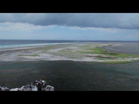 Clipperton, une île défigurée par la pollution