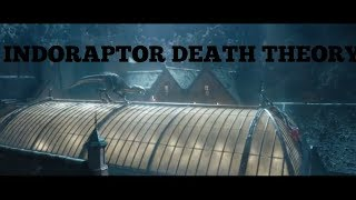 Indoraptor Death Theory - Jurassic World Fallen Kingdom