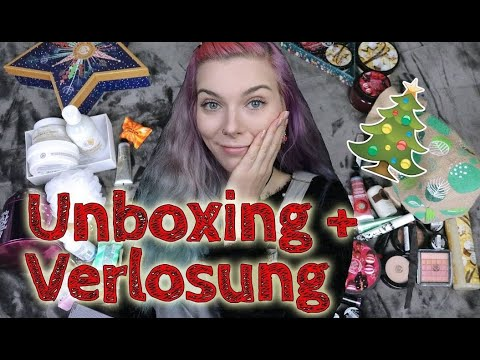 The Body Shop MEGA UNBOXING + Verlosung | CHRISTMAS GIFTS HAUL - Enchanted by Nature