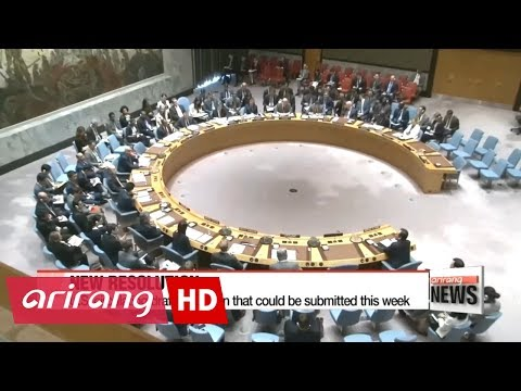 U.S. to propose new sanctions resolution on North Korea to UN Security Council