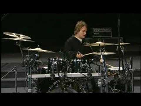 Drumworkshop Hillsong  Mighty To Save