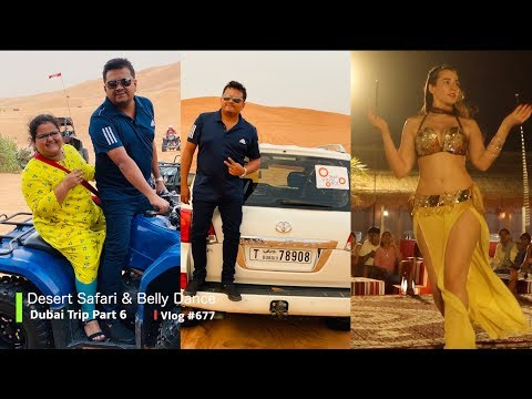 Desert Safari & Belly Dance, Dune Bashing On Land Cruiser In Dubai