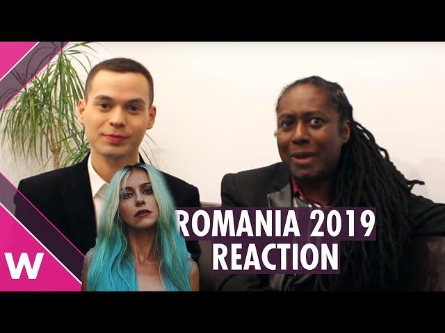 Ester Peony wins Romania's Selectiona Nationala with