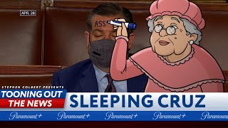 Ted Cruz pranked in his sleep by Kindly Granny