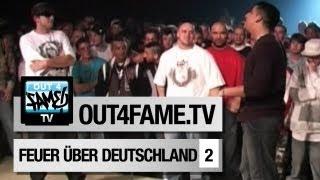 Fard vs Bendt Feuer über Deutschland 2