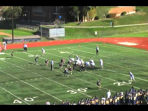 USMMA 2010 Football Highlight