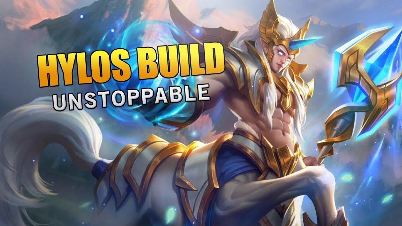 best hylos ranked - mobile legends: bang bang vng stream