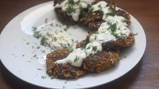 Рецепт здорового питания/Тыквенные оладьи
