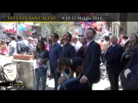 # FESTA DI SANT'ALFIO 2014 A LENTINI (SR)