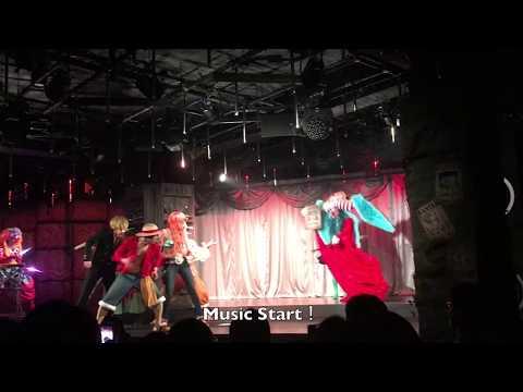 東京航海王鐵塔主題樂園LIVE SHOW 《PHANTOM》
