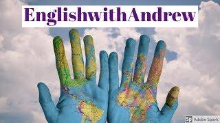 Baixar Advanced online English lessons (EnglishwithAndrew)