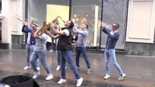 Thunderball.Feel Style.brass band.Джеймс Бонд.James Bond
