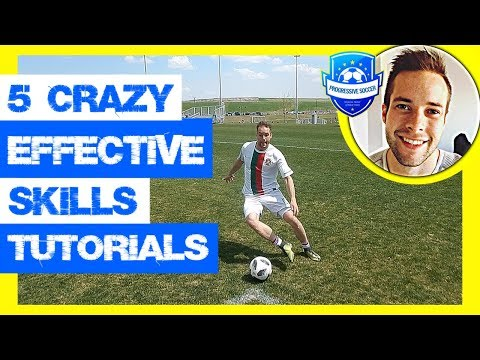 5 Crazy Effective Soccer Skills Tutorials For Kids, Beginners, and Advanced Soccer Players