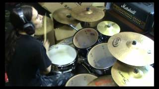 Cattle Decapitation - Kingdom of Tyrants (Drum Cover)