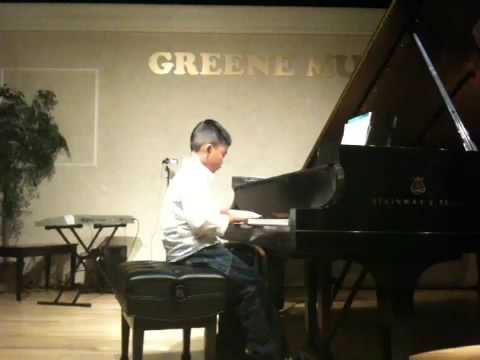 Jacob Piano Recital