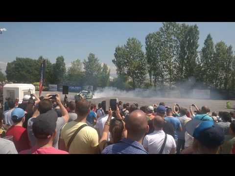 Tuning Expo 2016 - Drift Show Sofia 11 June 2016