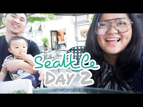 Vlog #135 | HARI KEDUA DI SEATTLE, HANGOUT WITH FRIENDS