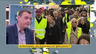 Benjamin Cauchy invité sur France Info (15 novembre 2019)