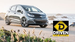 2017 Chevrolet Bolt EV Car Review