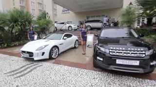 Happy Hour Jaguar Land Rover no IL Campanário | TV Top Car