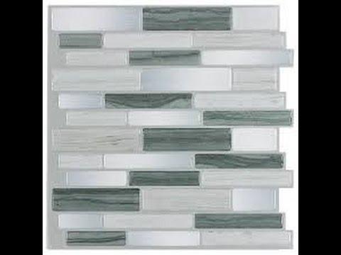 Peel And Stick Bathroom Wall Tiles