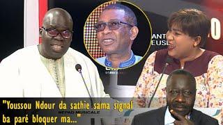 "El Hadj Ndiaye : ""Youssou Ndour da sathie sama signal ba paré bloquer ma..."" - Nepad musical"