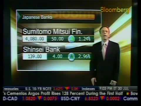 Japan Stock Market Up - Bloomberg