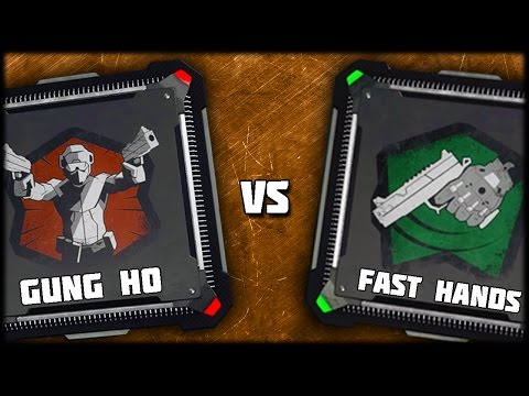 Fast Hands vs. Gung Ho | Fastest Sprintout Time?