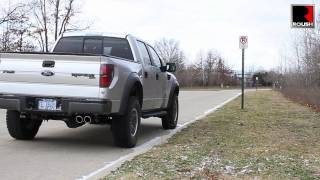2011+ ROUSH Performance Exhaust 6.2L Ford F-150's | Raptor / Harley Davidson / Lariat Limited