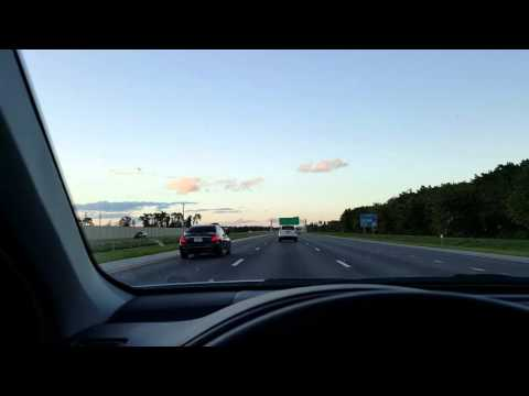 Miami to Tampa drive