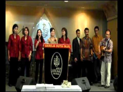 VG Haleluya - Mazmur 121 (Ku Melayangkan Mataku) at Gereja Duta Injili Mal Ambassador