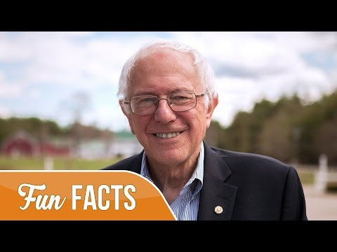 10 Fun Facts About Bernie Sanders