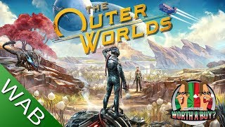 The Outer Worlds review - A Proper RPG or another Pretender? (Video Game Video Review)